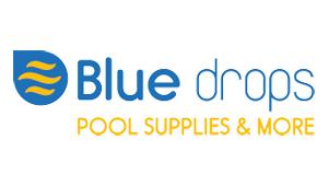 Blue-drops
